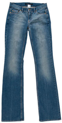 Marc by Marc Jacobs Flared Mid-Rise Jeans w/ Tags $65 thestylecure.com