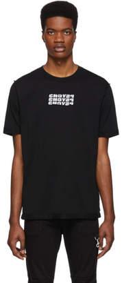 Diesel Black Just-Y9 T-Shirt
