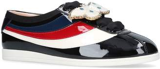 Gucci Falacer Butterfly Sneakers
