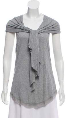 Diane von Furstenberg Sleeveless Marroca Top