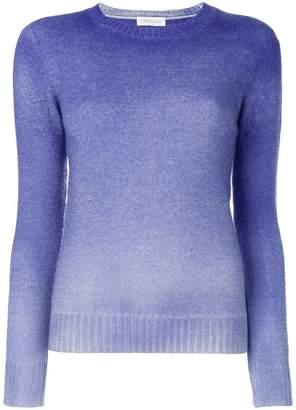 Agnona long sleeved knit top