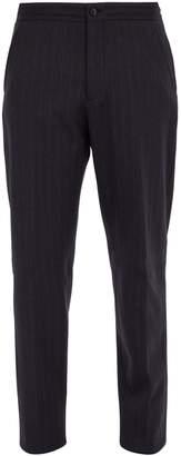Ermenegildo Zegna Pinstriped wool trousers