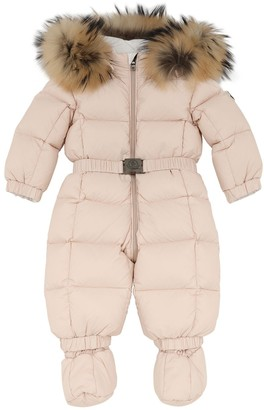 6dca617aa Moncler Pink Girls' Clothing - ShopStyle