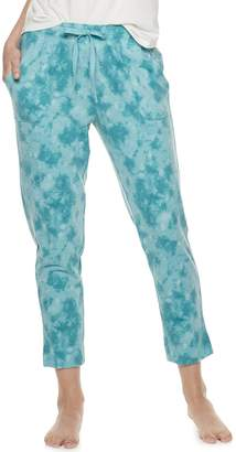 Sonoma Goods For Life Women's SONOMA Goods for Life Slim Leg Pajama Pants