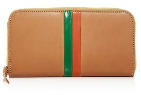 Clare Vivier Leather Continental Wallet