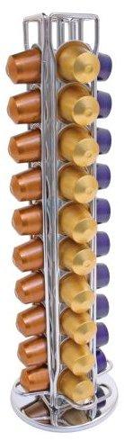 Swissmar Capstore Vista Storage Rack, 40 Nespresso Coffee Capsules
