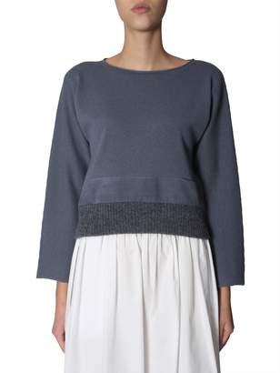 Fabiana Filippi Wool And Cashmere Sweater