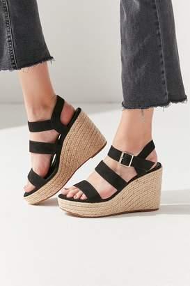 BC Footwear Snack Bar Espadrille Wedge Sandal