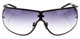 Belstaff Gradient Shield Sunglasses