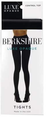 Berkshire Women's Luxe Opaque Control Top Tights 4741