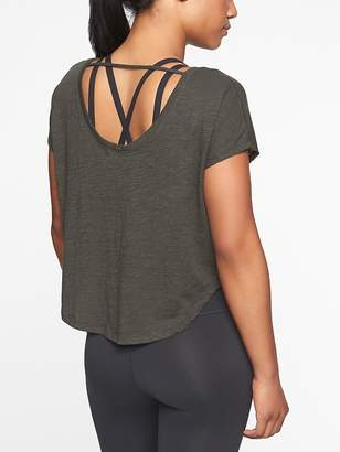 Athleta Organic Daily Tee