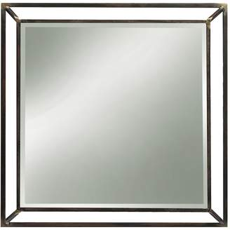 Webster Harp & Finial Square Mirror