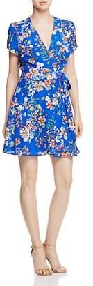 Yumi Kim Kennedy Mini Wrap Dress