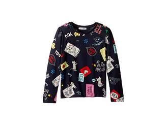 Dolce & Gabbana Love T-Shirt (Toddler/Little Kids)