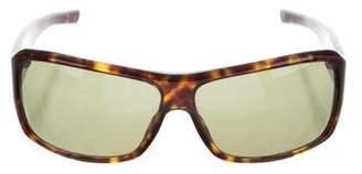 Gucci Logo Tinted Sunglasses