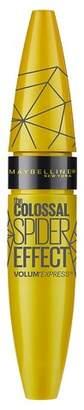 Maybelline Volum' Express The Colossal Spider Effect Washable Mascara 221 Glam Black 0.33 fl oz