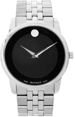 Movado 'Museum' Bracelet Watch, 40mm