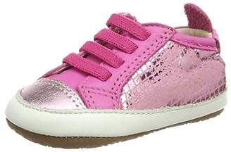 Old Soles Bambini Jogger, Baby Girls' Standing Baby Shoes,(17 EU)