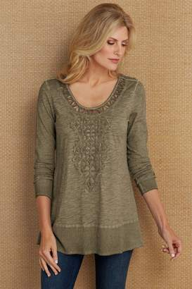 Soft Surroundings Old World Tunic
