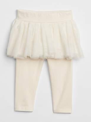 Gap Tulle skirt legging duo