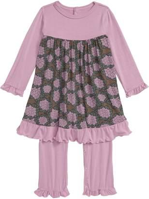 Kickee Pants Dress Romper