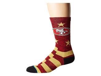 Stance NFL 49ers Banner