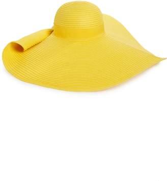 9a176b3eb13 Nordstrom Drama Floppy Brim Straw Sun Hat