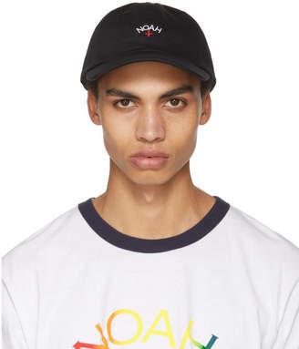 Noah NYC Black Logo Cap