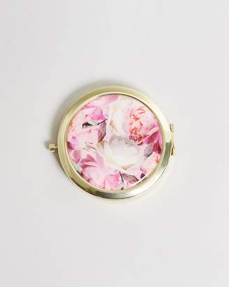 Review Tea Party Compact Mirror