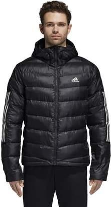 adidas Outdoor Men's Outdoor Itavic 3-Stripe Hooded Jacket
