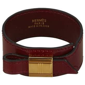 Hermes Artemis leather bracelet