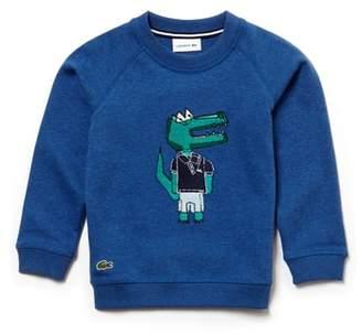 Lacoste Crocodile Sweater