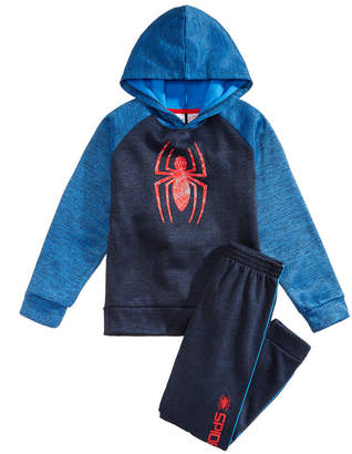 Marvel Toddler Boys 2Pc. Spiderman Graphic Hoodie & Pants Set