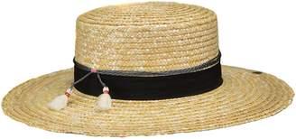 Peter Grimm Teresa Wheat Straw Resort Hat