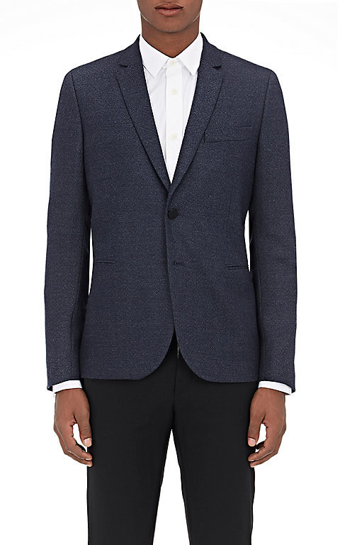 Paul SmithPS by Paul Smith PS BY PAUL SMITH MEN'S WOOL TWEED TWO-BUTTON SPORTCOAT