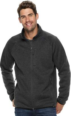 ZeroXposur Men's Beamer Sweater Fleece Jacket