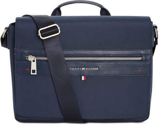 Tommy Hilfiger Men's Leo Messenger Bag