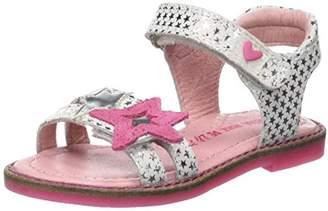 Agatha Ruiz De La Prada Girls' 172956 Open Toe Sandals,25 25 EU