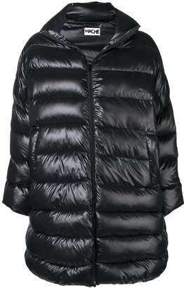 Hache oversized puffer coat