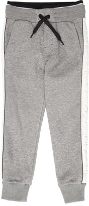 Givenchy Logo Side Band Cotton Sweatpants