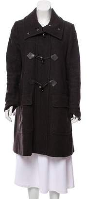 Belstaff Wool Knee-Length Coat