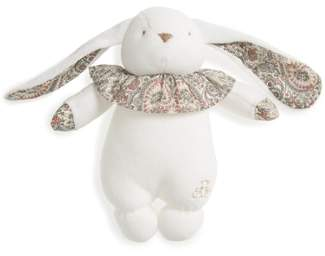 Liberty of London Designs Pamplemousse Peluches x Rabbit Rattle