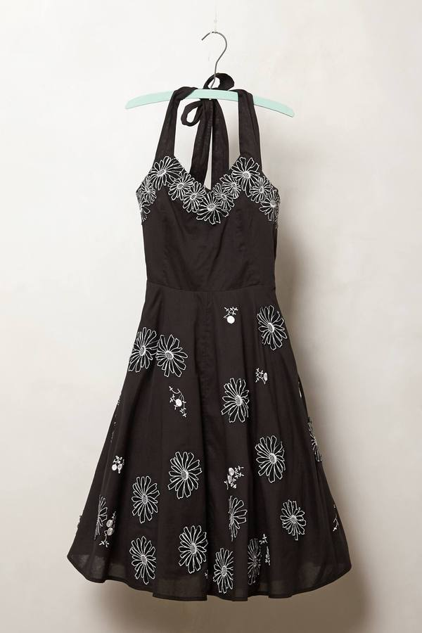 Anthropologie Archival Collection: Daisy Dress