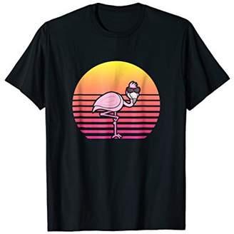 Pink Flamingo Shirt - Vintage Retro Neon Flamingo T Shirt