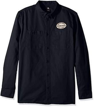 DC Men's Walbottle Long Sleeve Top