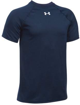 Under Armour Boys' UA Locker Short Sleeve T-Shirt
