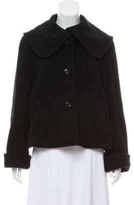 Kenzo Wool-Blend Jacket