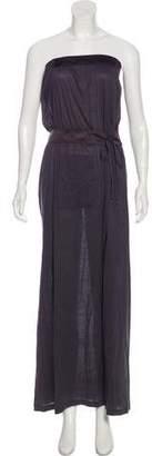 Eres Strapless Maxi Dress