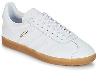 wholesale dealer 5e69f 8b676 Adidas Gazelle White - ShopStyle UK