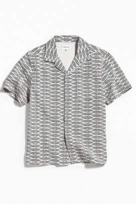 Penfield Callahan Short Sleeve Button-Down Shirt